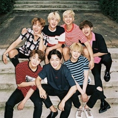 Instrumental: BTS - Love Is Not Over